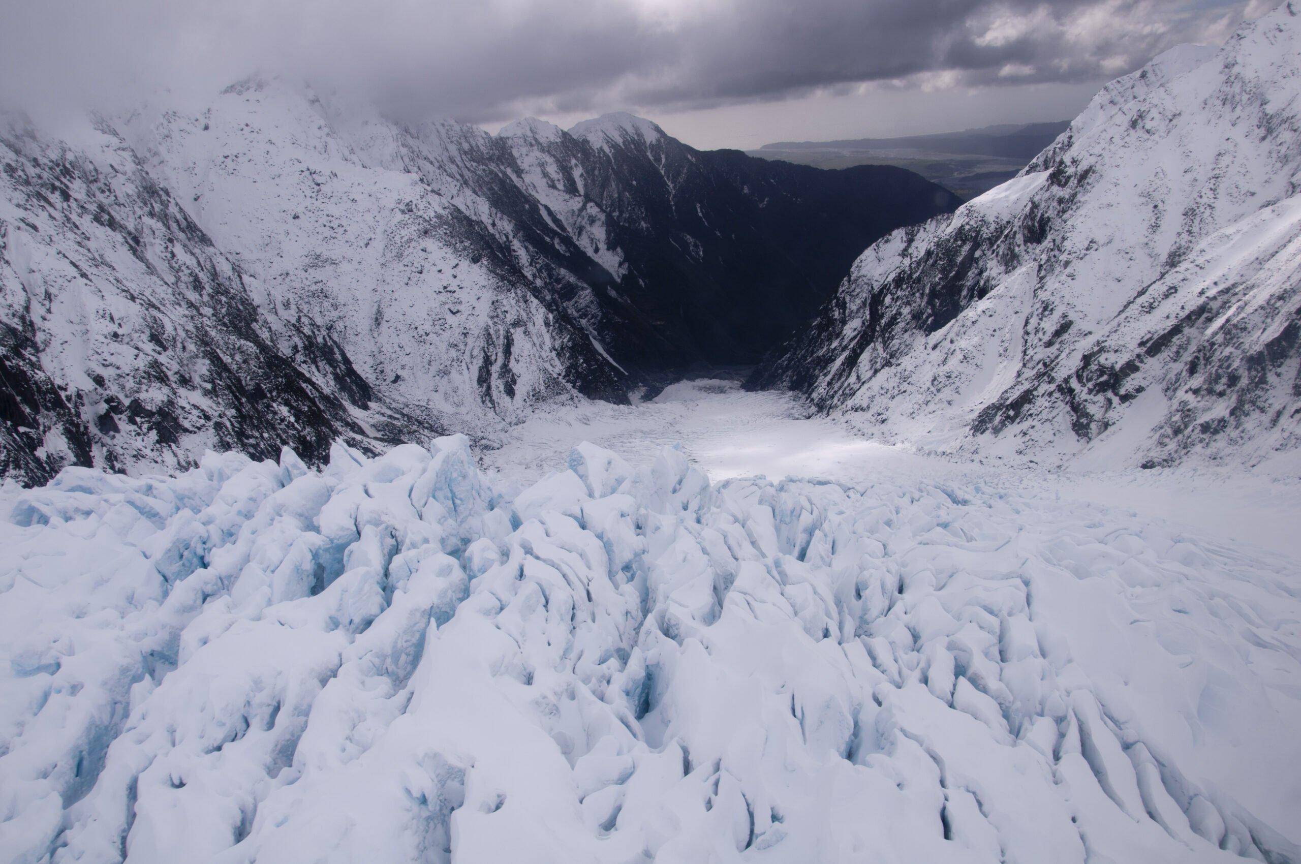 New Zealand Franz Joseph Glacier
